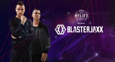 Blasterjaxx Live In Hyderabad