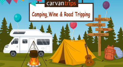 Camping, Wine & Road Tripping