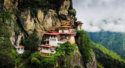 The Backpacker's Escape To Bhutan