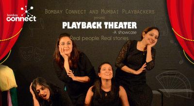 Playback Theatre - A Showcase