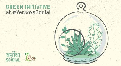 Green Initiative at #VersovaSocial
