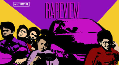Rareview - Short Film Screening at antiSOCIAL