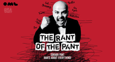 Rant of the Pant: LIVE Recording