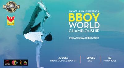 Bboy World India Championship 2017