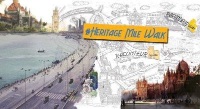 Heritage Mile Walk (Fort Area)