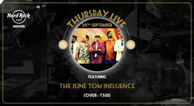 The June Tom Influence - Thursday Live!