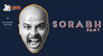 Punchliners: Standup Comedy Show ft. Sorabh Pant in Delhi