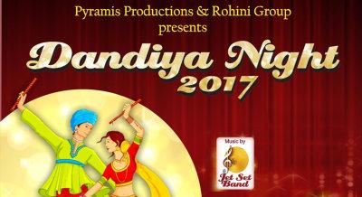 Dandiya Night 2017 with JETSET Band