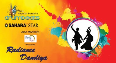 Purple Blue Events and Ideas presents Radiance Dandiya