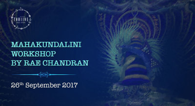Mahakundalini Activation with Rae Chandran
