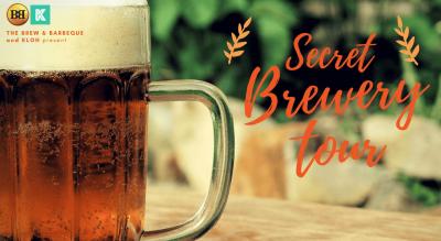 Secret Brewery Tour