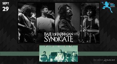 Baiju Dharmajan Syndicate Live at blueFROG