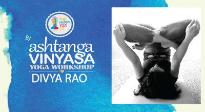 An introduction to Ashtanga Vinyasa yoga with Divya Rao