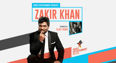 Comedy Night With Zakir Khan