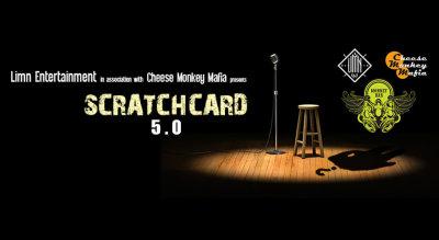 ScratchCard - A comedy night full of surprises, Delhi