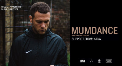 Wild City presents Various Artists: Mumdance (UK) + K/D/A