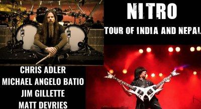 Nitro Tour Of India, Delhi