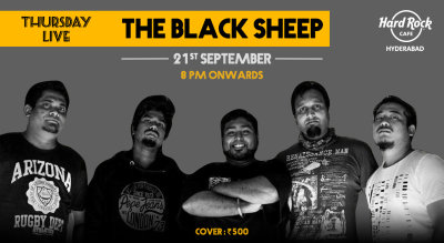 8th Anniversary Special ft. The Black Sheep - Thursday Live!