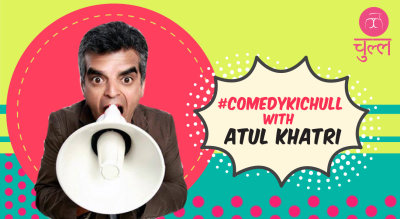 Comedy Ki Chull With Atul Khatri