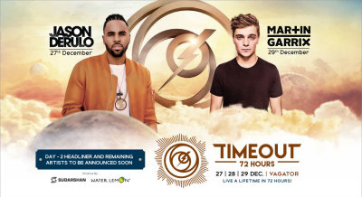 TIMEOUT 72 ft. Martin Garrix and Jason Derulo