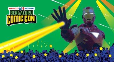 Bengaluru Comic Con