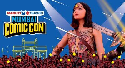 Mumbai Comic Con
