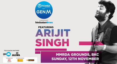 Mpower Presents GenM featuring Arijit Singh