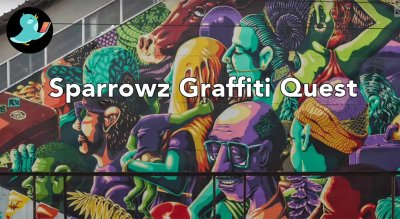 Sparrowz Graffiti Quest