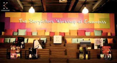 The Storytellers Workshop at Encompass, Andheri