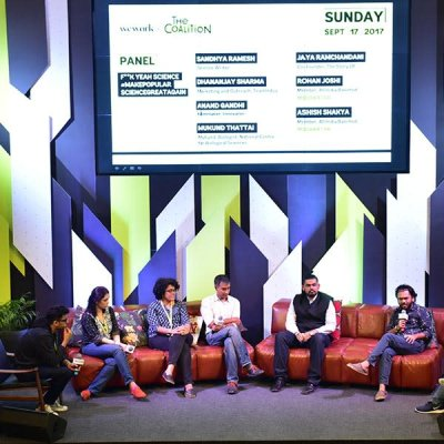 The Coaltion, Bangalore: 3 days at the Festival of Creativity