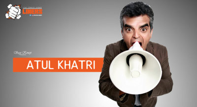 Punchliners: Standup Comedy Show ft. Atul Khatri in Bangalore