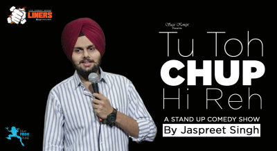 Punchliners: Standup Comedy Show ft. Jaspreet Singh in Pune