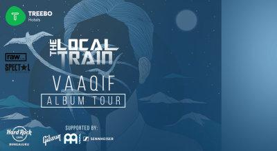 The Local Train | Vaaqif | Album Tour, Pune