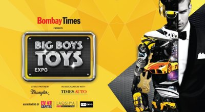 Big Boys Toys Expo