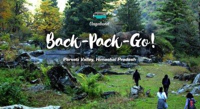 Back-Pack-Go! Parvati Valley, Himachal Pradesh