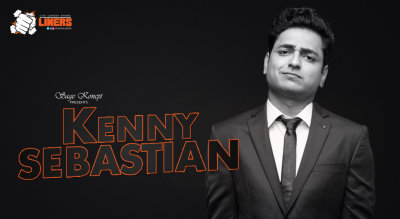 Punchliners Presents Standup Comedy Show feat Kenny Sebastian
