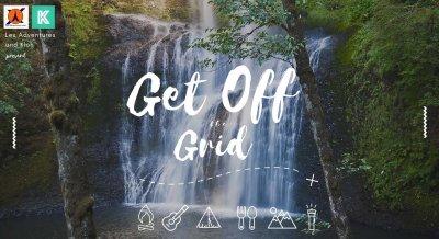 Get Off The Grid At Waterfall Trek