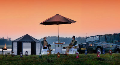 Glamping Safari at Pench National Park