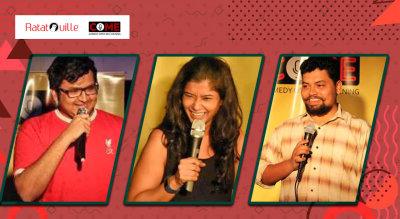 89 COME - Comedy Open Mic Event