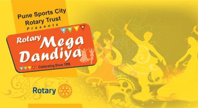 Mega Dandiya
