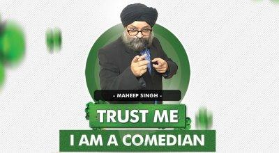 Trust Me - I am a Comedian