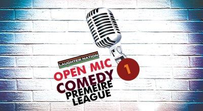 Open Mic Comedy Premiere League Season 1 (Round 1)