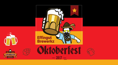 Oktoberfest 2017 at Effingut Brewerkz, Kharadi