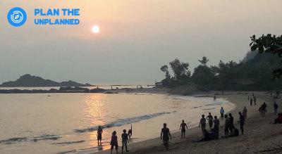 Gokarna Beach Trek   Plan The Unplanned