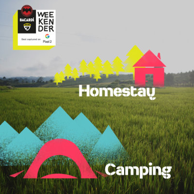 Where To Camp If You're Headed To BACARDÍ NH7 Weekender Meghalaya
