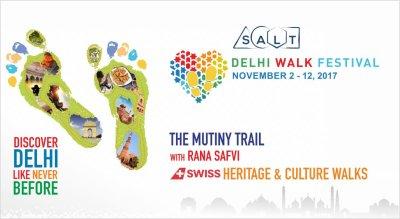 Delhi Walk Festival - The Mutiny trail