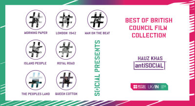 Social Presents Best of British Council Film Collection, Delhi