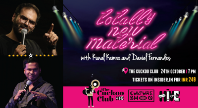 Totally New Material With Kunal Kamra and Daniel Fernandes