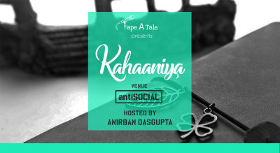 Kahaaniya - A Storytelling Open Mic By Tape A Tale