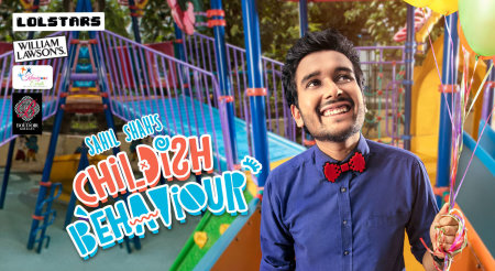 LOLStars Presents Sahil Shah's Childish Behaviour